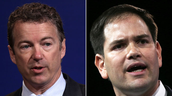Rand Paul slams Rubio's immigration plan