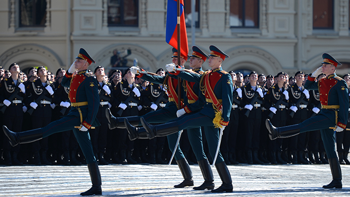 Victory Day parade in Moscow to showcase 69 aircraft, record number of military vehicles