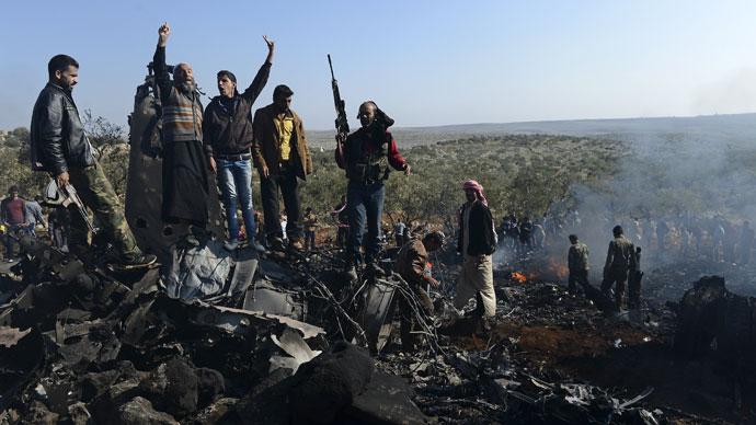 EU arms embargo on Syria: Scrap it or drop 'non-lethal' wording, says UK