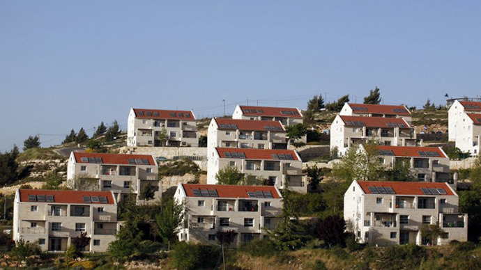 Israel approves new settlement as US pledges renewed peace talks