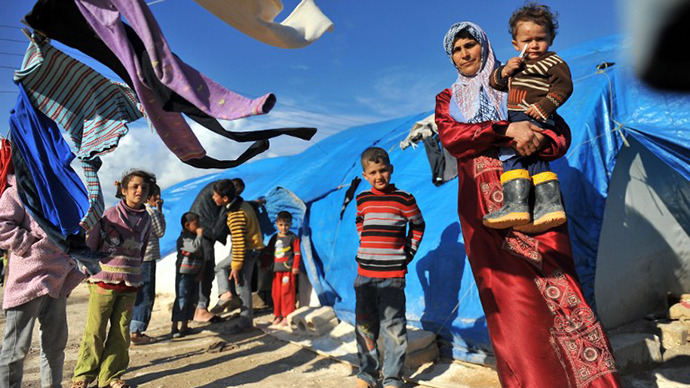 US sending $100mln aid package to Syria