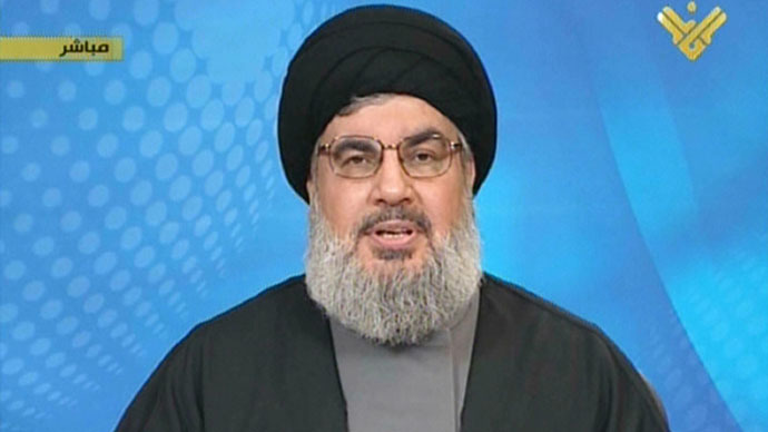 Hezbollah to accept Syria arms 'to break power balance' with Israel – Nasrallah
