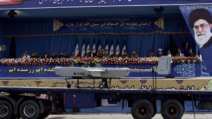 Iran hires more long-range assault UAVs, set to teach 'drone hunting' in schools