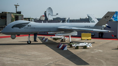 US Navy's liquid hydrogen drone flies for record 48 hours
