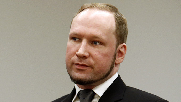 Red tape: Norway killer Breivik fails to start fascist organization