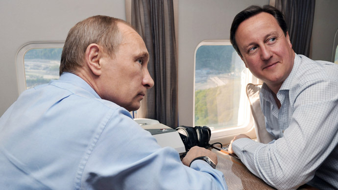 Sochi 2014 to bring back together Russian and British intelligence services