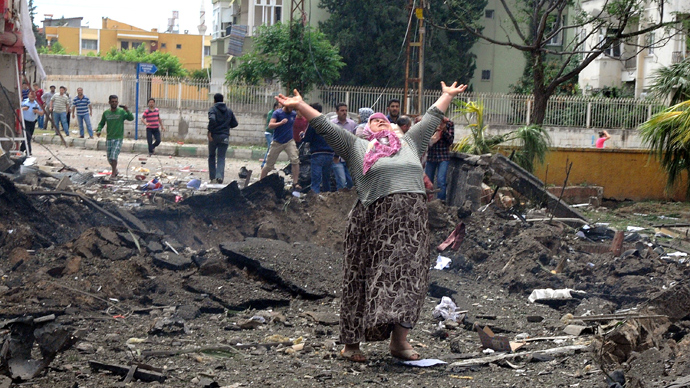 Trading blame over bombings: Turkey calls Syria 'usual suspect', Damascus accuses Erdogan