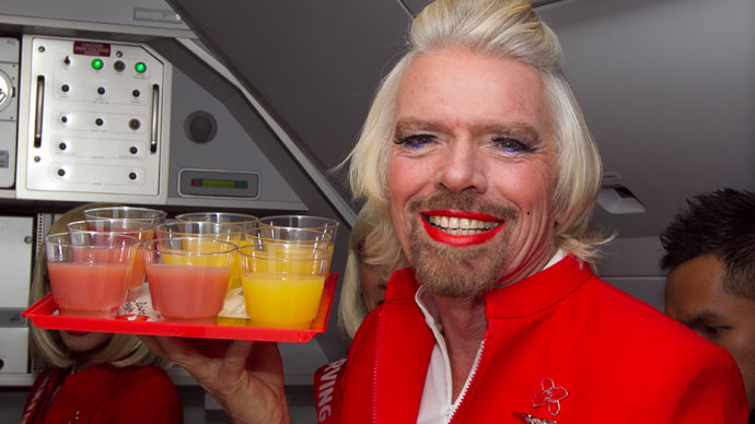 Virgin Galactic crash: Branson says won't push space tourism 'blindly'
