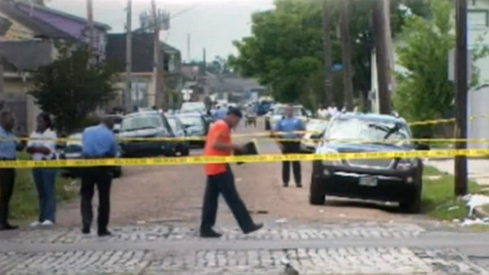 New Orleans cops ID Mother's Day shooting suspect
