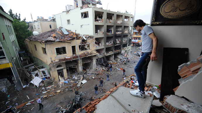 Turkey and Syria: From friends to foes