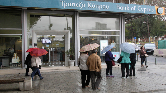 Cyprus clinches first €2 billion bail out installment