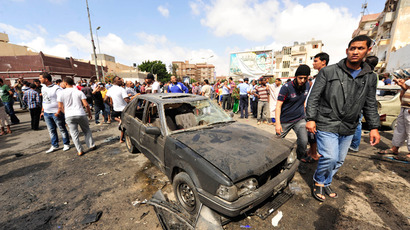 Benghazi clashes kill 6 soldiers amid warnings of imminent 'bloodbath'