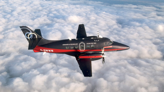 Passenger drone: Unmanned plane takes maiden flight over UK skies