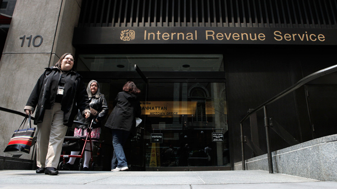 IRS wasted $50 mln on luxury hotels, alcohol and baseball tickets