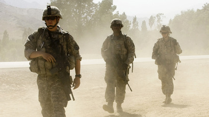 Body of tortured Afghan unearthed near former US Special Forces base - report