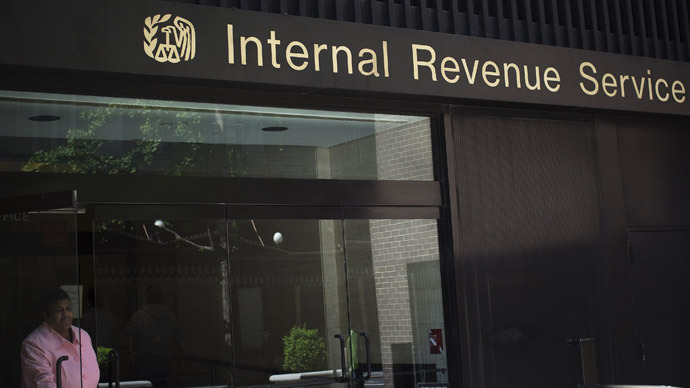 Lax management to blame for IRS abuse - report
