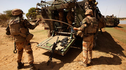 French special forces intervene in Niger amid Al-Qaeda attacks