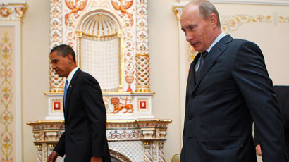 Obama, Putin exchange letters amid troubled US-Russia relations