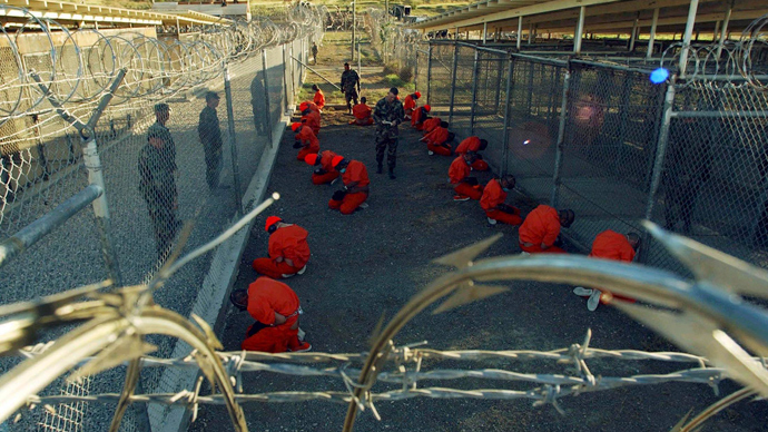 Pentagon wants more than $450 mn for Gitmo amidst swelling hunger strike