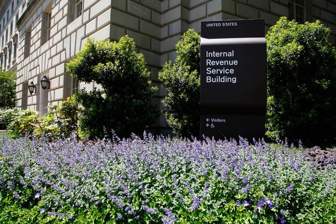 Internal Revenue Service (Reuters)