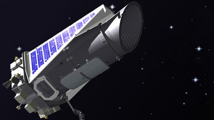 Historic Kepler Telescope crippled by malfunction — RT ...