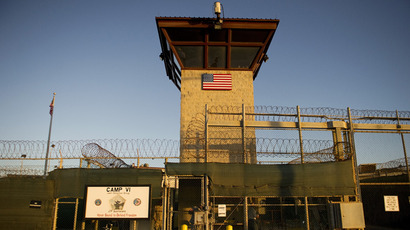 100 days of hunger: Anonymous stands up for Gitmo prisoners