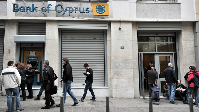 $30bn in Russian money sent to Cyprus in 2 decades - study