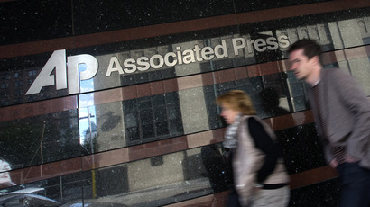 Associated Press chief attacks White House over 'unconstitutional' investigation