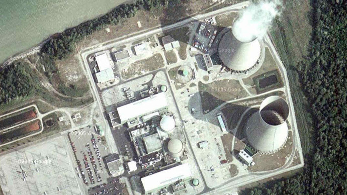 Radioactive goldfish found in Ohio nuclear plant