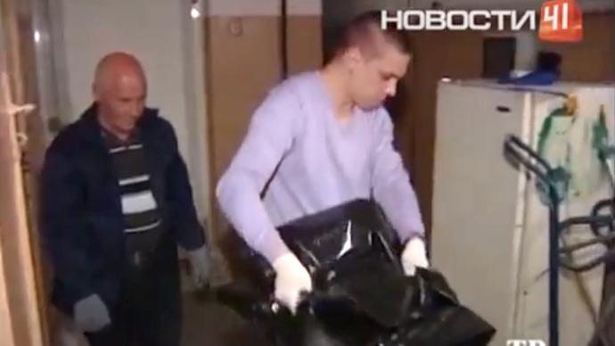 Russian mom killed newborn twins in freezer, kept bodies 5 years
