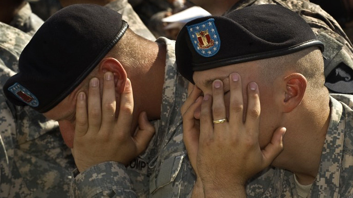 Concussion epidemic linked to underreported US military suicide – study