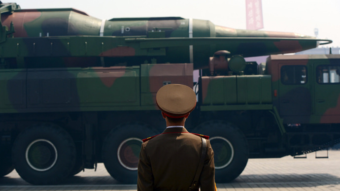 Pyongyang launches three short-range missiles – South