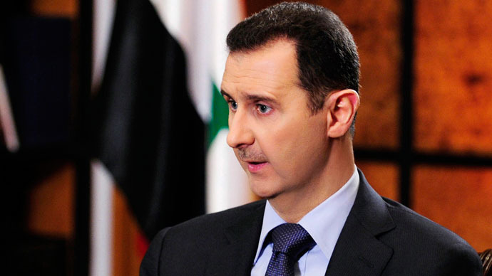 'Few Western powers really want solution': Assad skeptical about proposed Geneva peace talks