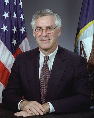 Richard J. Danzig. (Image from wikipedia.org)