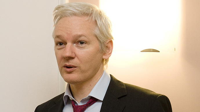 Swedish extradition request for Assange 'a fit-up' - UK intel chatter