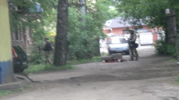 FSB foils terror plot: 2 militants 'trained in Afghan-Pakistan region' killed in Moscow manhunt