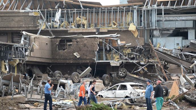 Oklahoma tornado aftermath: LIVE UPDATES