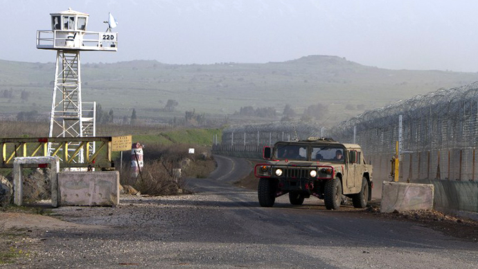 Israel, Syria show teeth: Third cross-border shootout in week