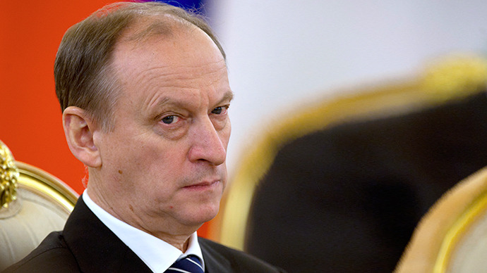 Top Russian security official visits US, plays mailman for Obama and Putin