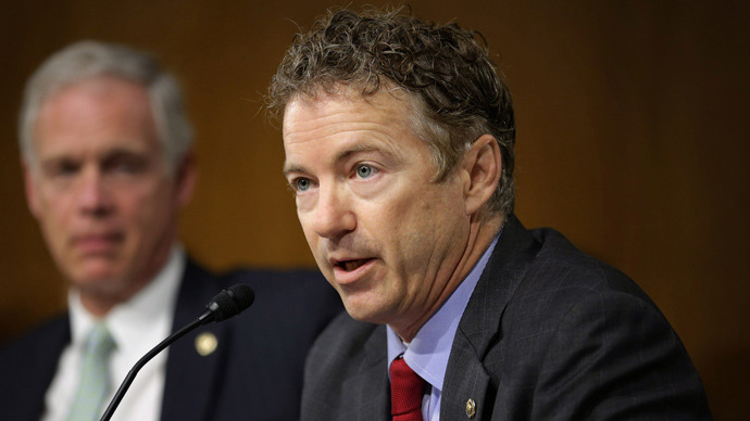 Rand Paul blasts Congress for attacking Apple over taxes