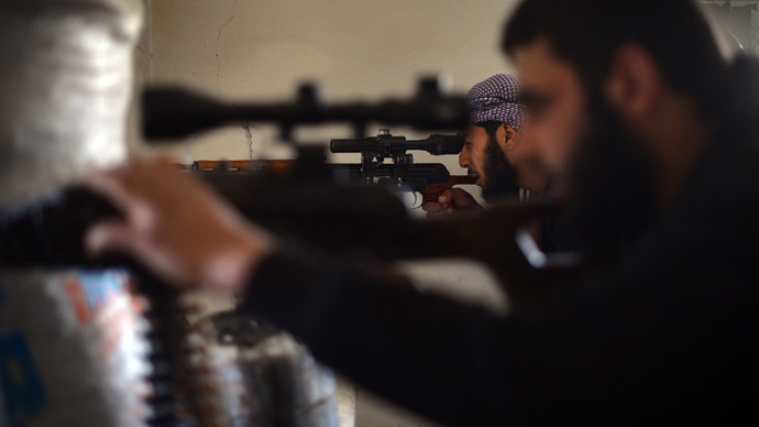 US Senate committee votes to arm Syrian rebels