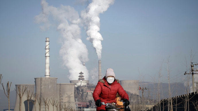 Polluting To Death China Introduces Execution For Environmental