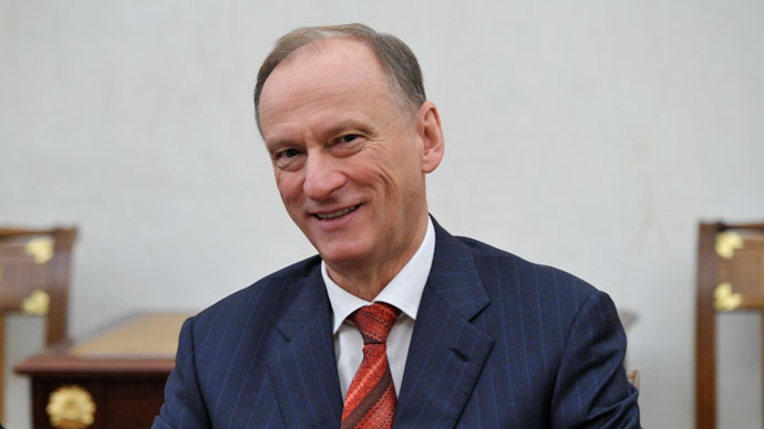 Russian Security Council Secretary Nikolai Patrushev.(RIA Novosti / Aleksey Nikolskyi)