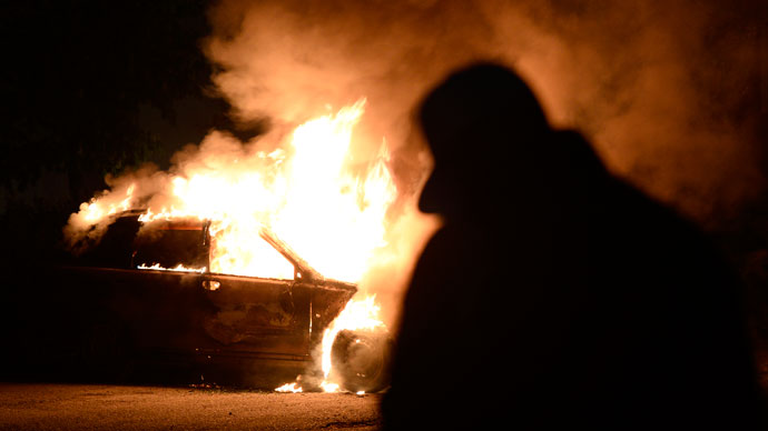 Thousands protest racism, neo-Nazi violence in Swedish capital
