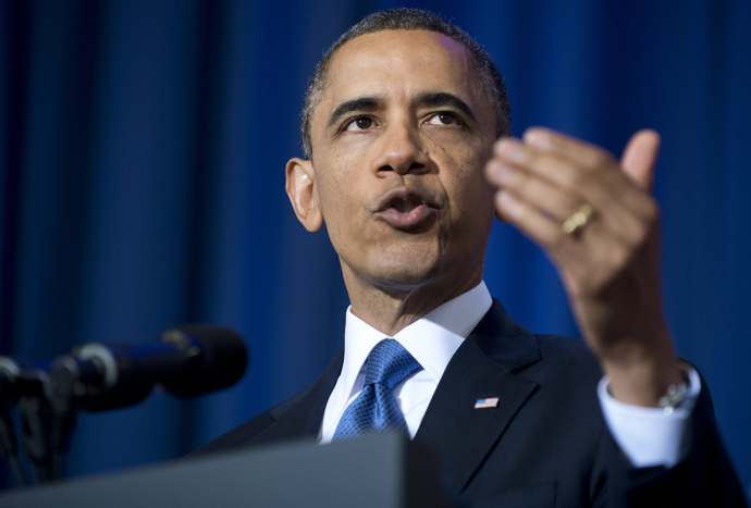 US President Barack Obama (AFP Photo / Saul Loeb)