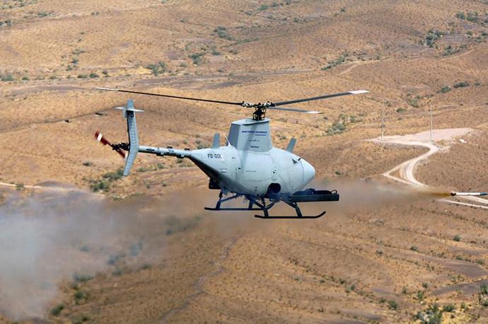 AFP Photo / US Navy