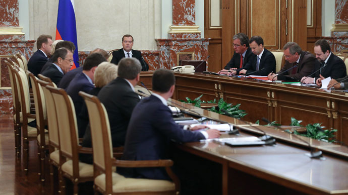 Duma speaker on speculation about govt dismissal: 'Read between the lines'