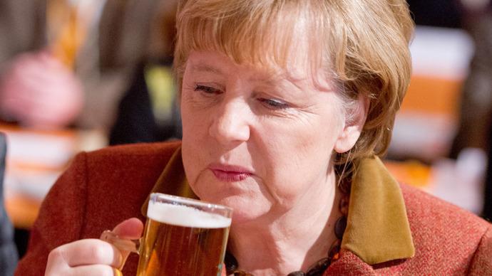 Don't frack with our beer: German brewers warn Merkel against gas ventures