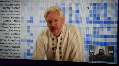 Ecuador accuses UK of 'violating Assange's human rights'
