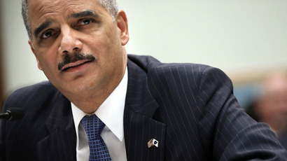 US media execs rebuff Holder's closed-door wiretap scandal meeting